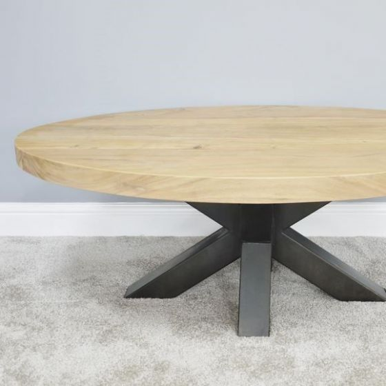 Oval Coffee Table - Special Order